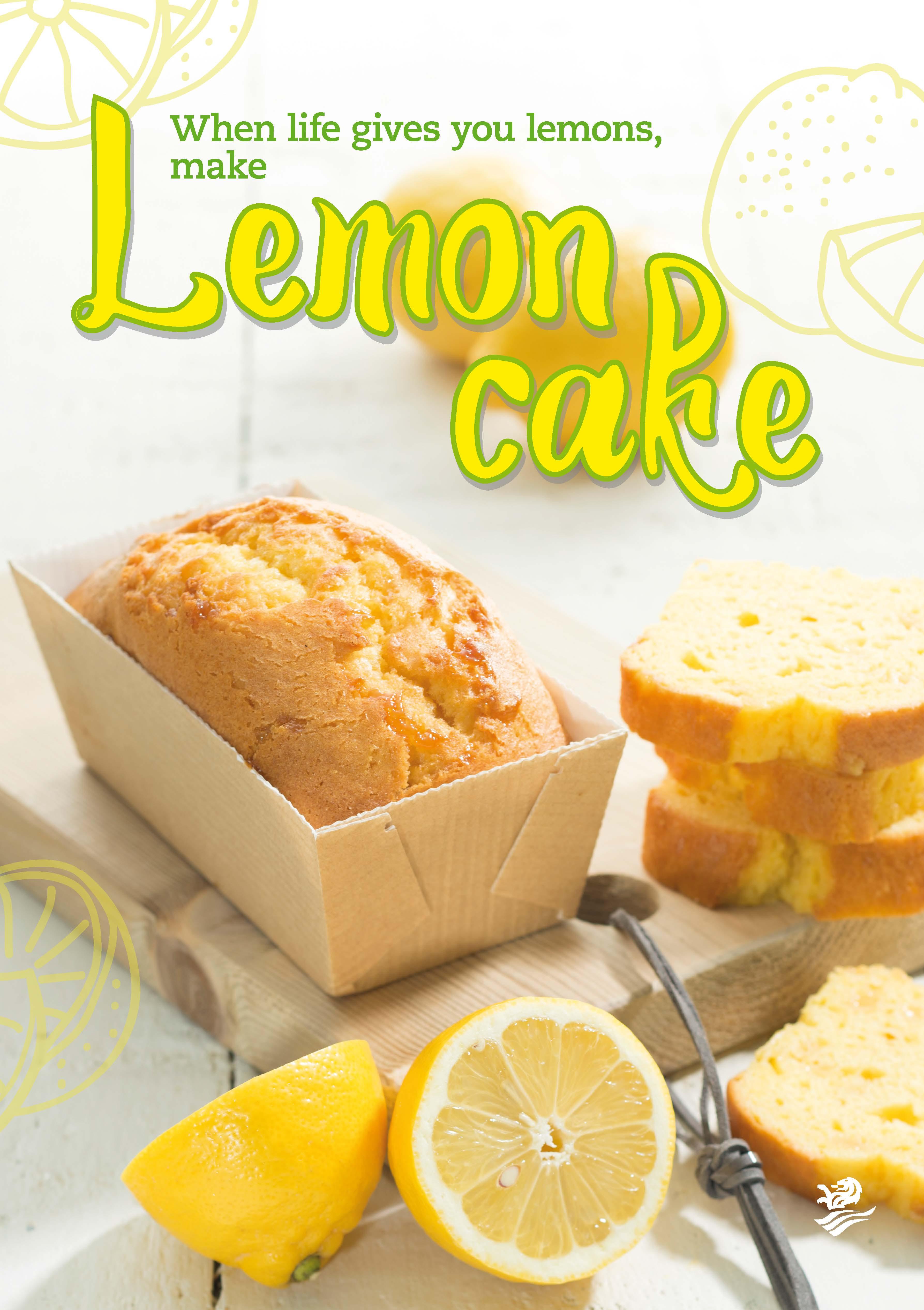 Fantasy Lemon Cake