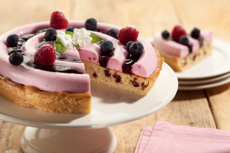 Berry Party Pie