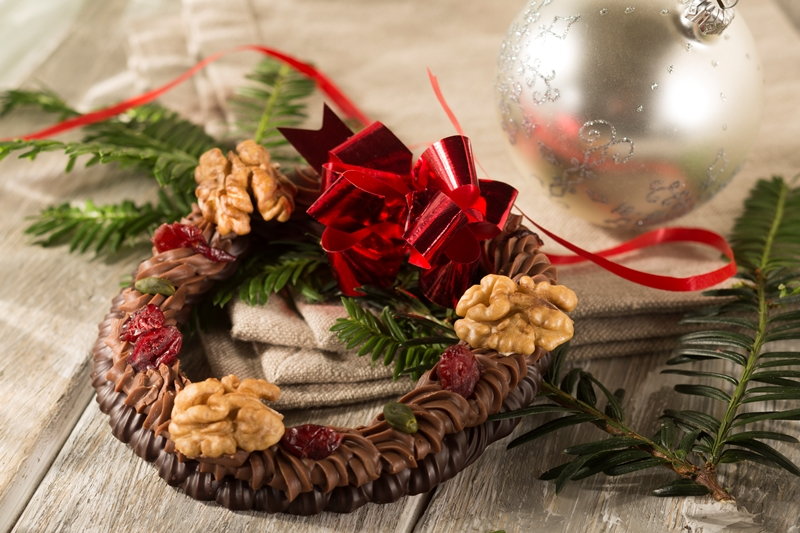 Kerst Choco Decoratie