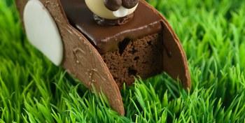 American Brownie Easter Bunnies