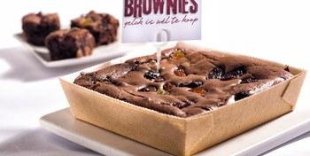 American Brownie Fruit Square