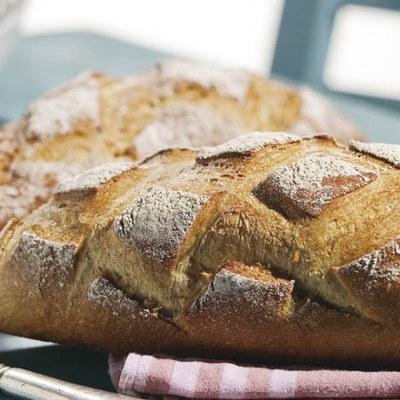 Authentiek brood met Annelie Naturel (Franse voordeeg methode)