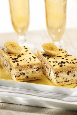 Banaan Choco Tompouce