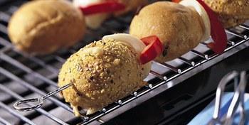 BBQ-bolletjes met Fiesta Pomodoro
