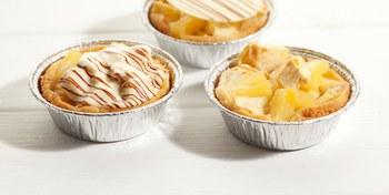 BBQ-Dessert Appel-Ananas