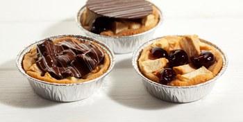 BBQ-Dessert Appel-Kers