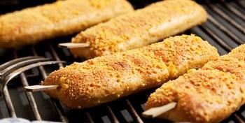 Bread Sticks Cheese