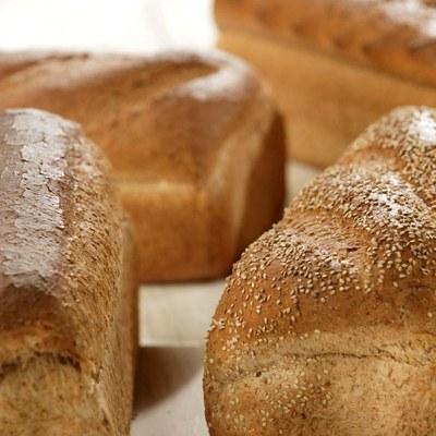 Bruinbrood met Bonpano Bruin 1