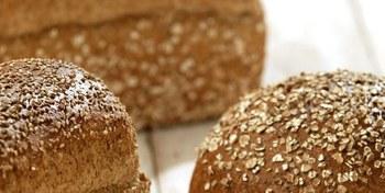 Bruinbrood met Calmé Bruin