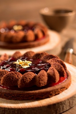Cake fruitdragerij
