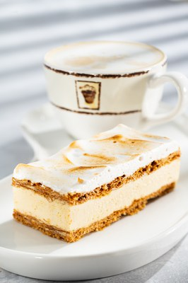 Cappuccino Tompouce