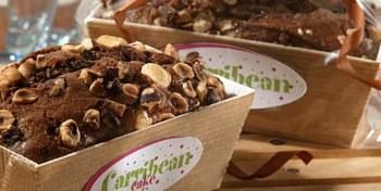 Carribean Cake met Fantasy Chocnut Cake