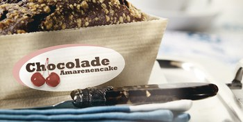 Chocolade Amarenen Cake met Double Choc Cake