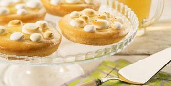 Citroen Crème Cake