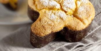 Colomba Panettone Cake