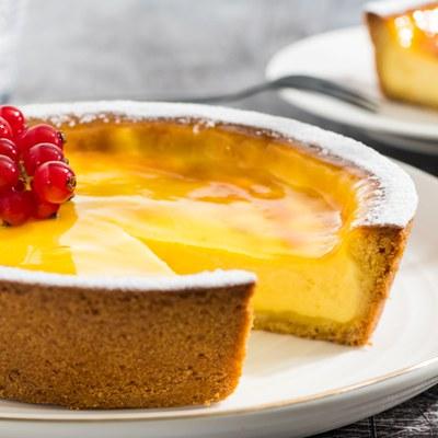 Crème Brûlée Flan