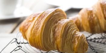 Croissants met Nordix Croissant MZ