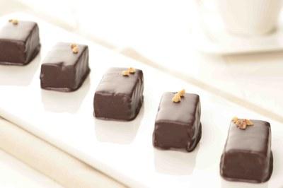 Hazelnoot Butterscotch Bonbon