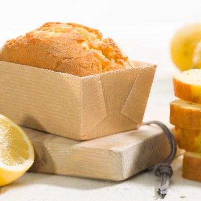 Lemon Cake met Fantasy Lemon Cake