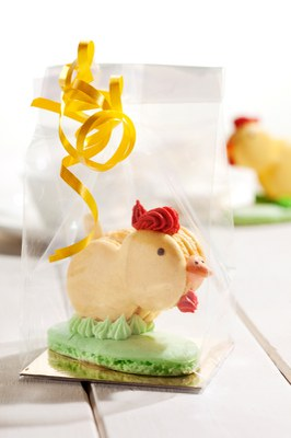 Macaron Kuiken