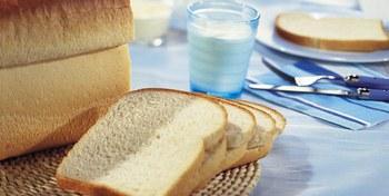 Melkbrood met Milky