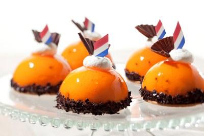 Oranje Perzikbombe's