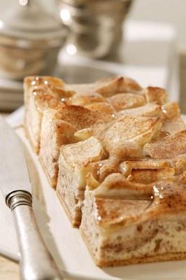 Plaatcake Appel met Genova