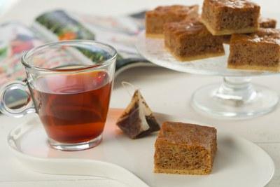 Shorteas Carrot Cake