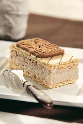 Speculaas Tompouce