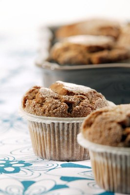 Speculaasmuffin met Muffin Totaal