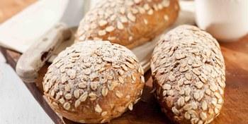 Stoer Volkoren Kleinbrood