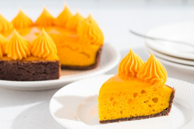 Taart van Goud met Fantasy Orange Cake